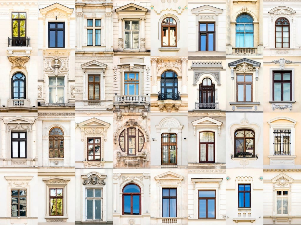 Windows of the World - Bucharest