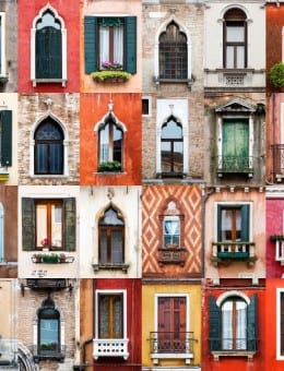 Windows of the World - Venice