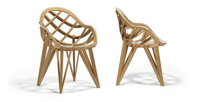 Opera chair (grande)