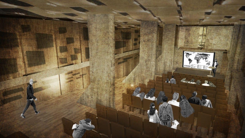 Anfiteatro interior
