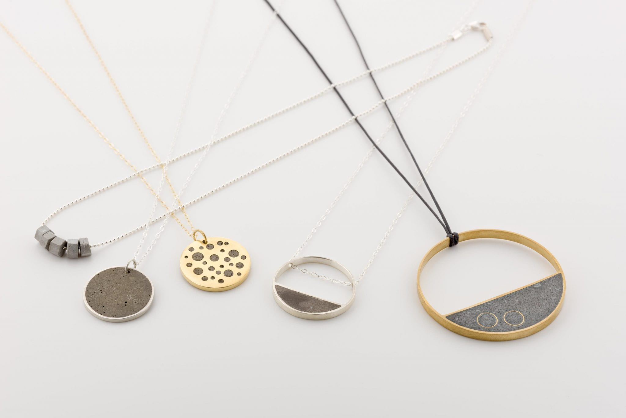 BAARAJewelry Concrete Necklaces-high res