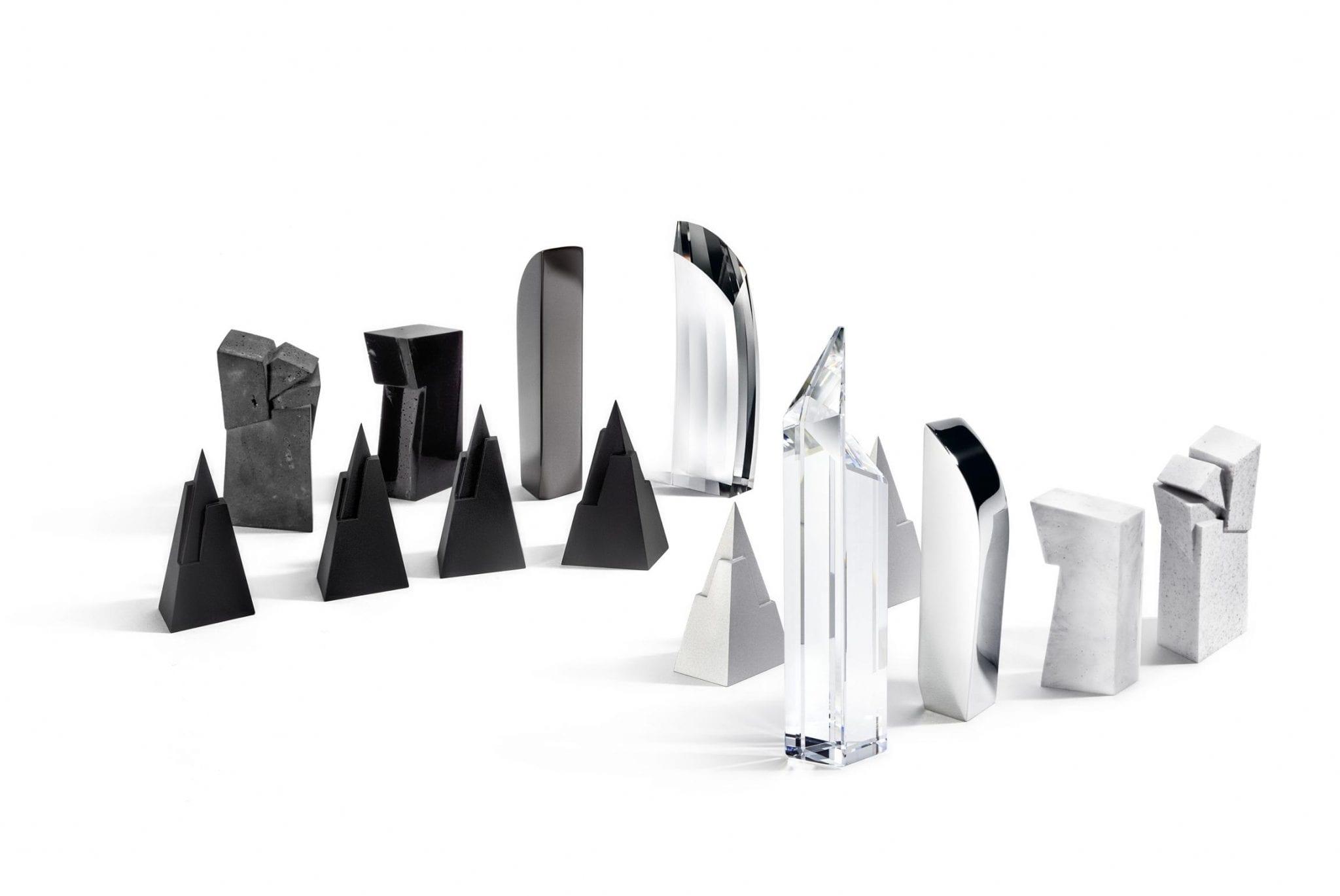Daniel Libeskind Chess pieces (c) Studio Mierswa Kluska