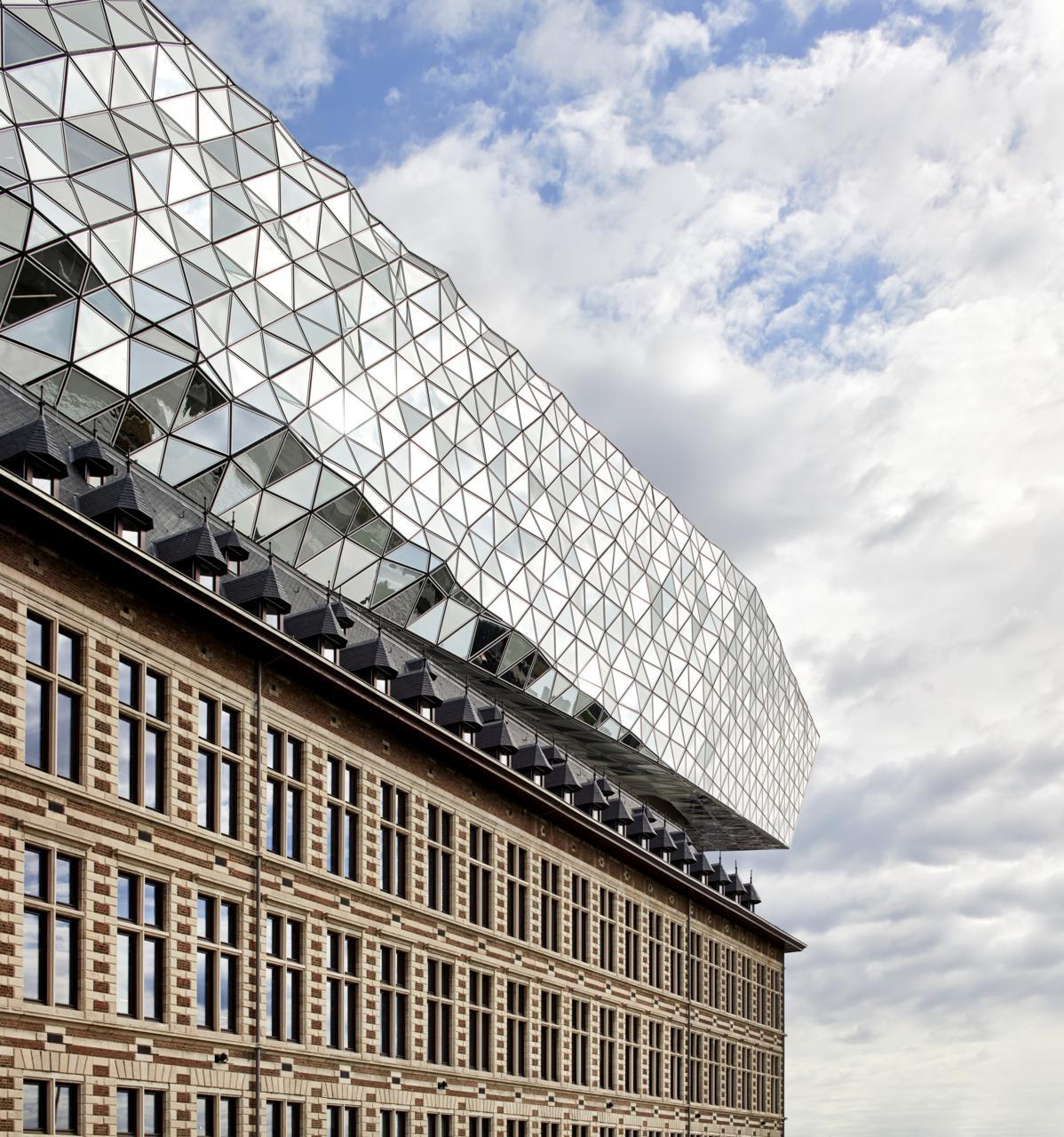 ZHA_Port House_Antwerp_©Hufton+Crow_001