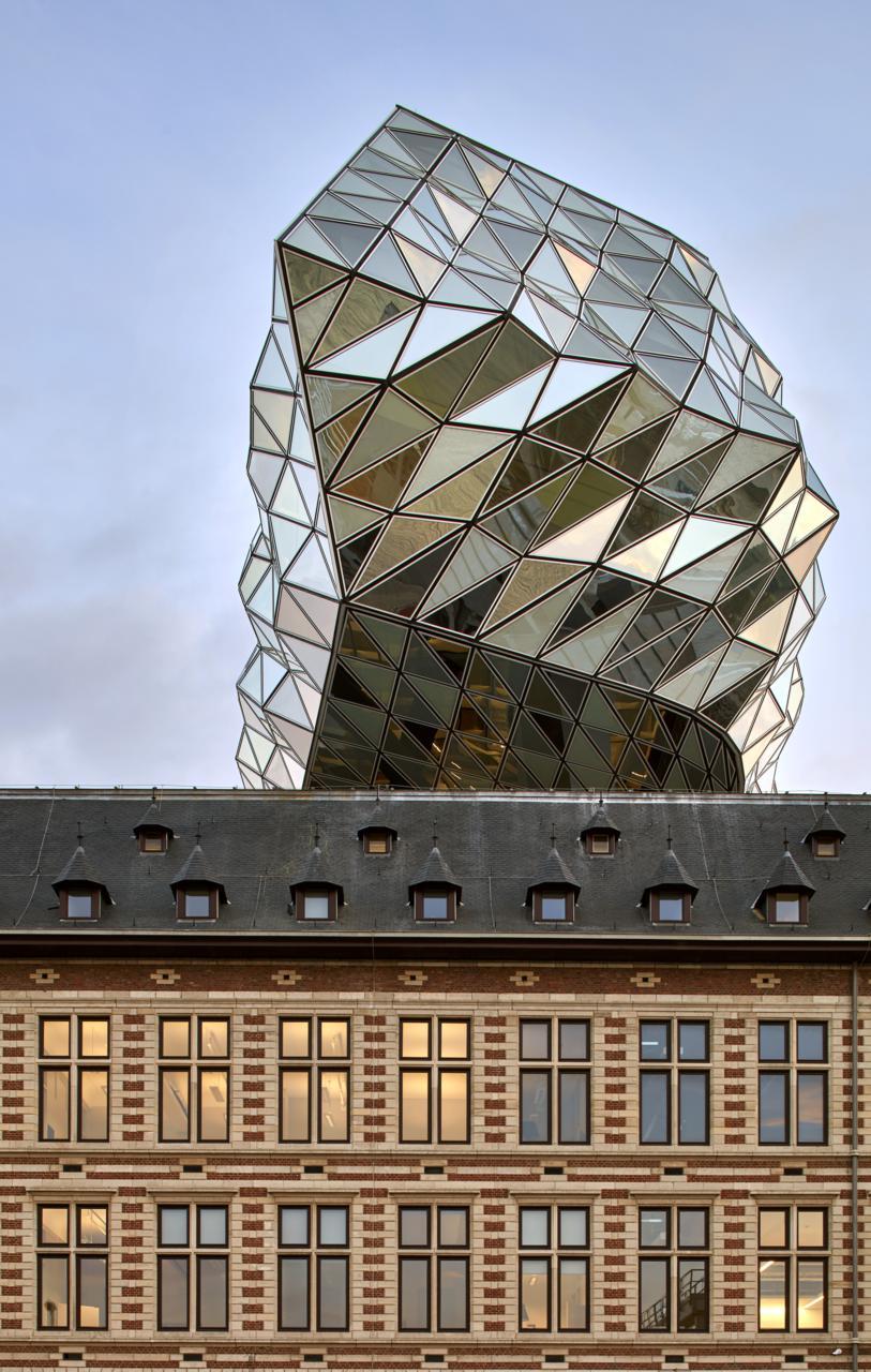 ZHA_Port House_Antwerp_©Hufton+Crow_004