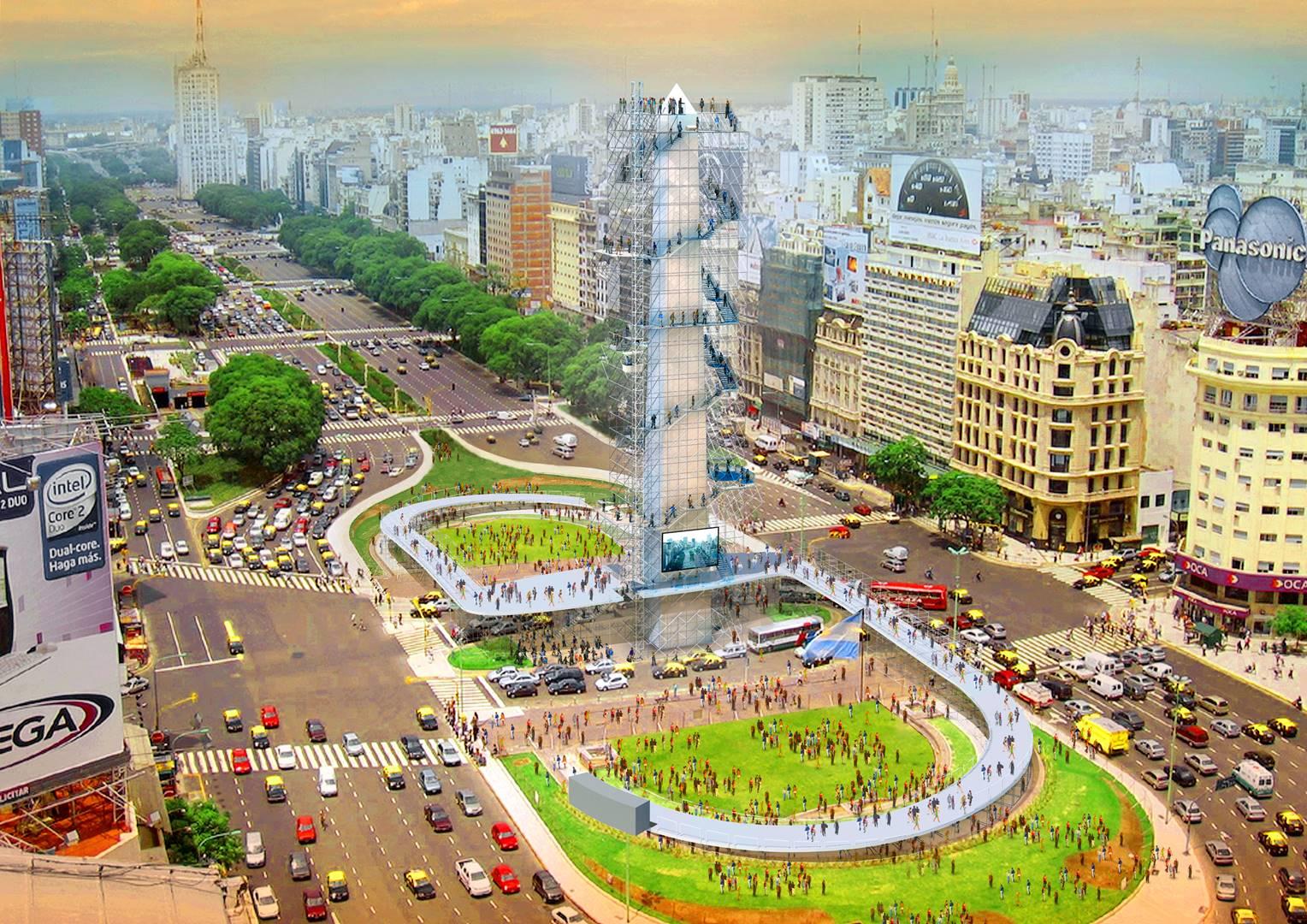 Obelisco - Version Espiral (Copy)