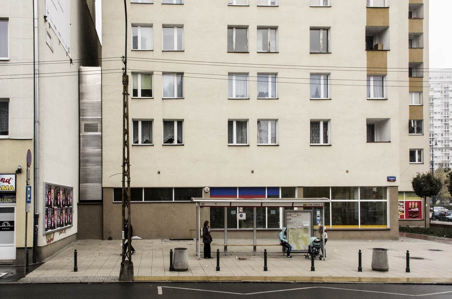 20. Keret House, the street view by Tycjan Gniew Podskarbinski, © Polish Modern Art Foundation (Copy)