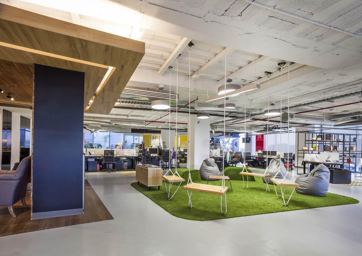 Revista estilo propio arquitectura y dise o arte y for Diseno de oficinas corporativas