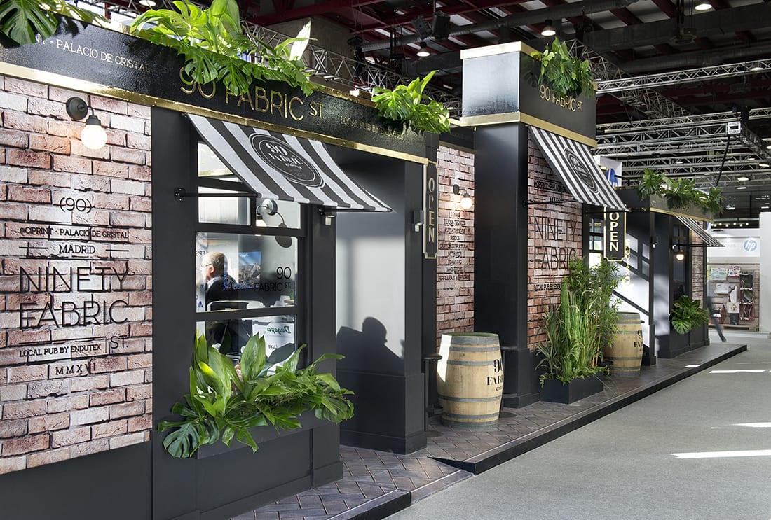 Revista Estilo Propio Arquitectura Y Dise O Arte Y Decoracion # Muebles Pub Irlandes