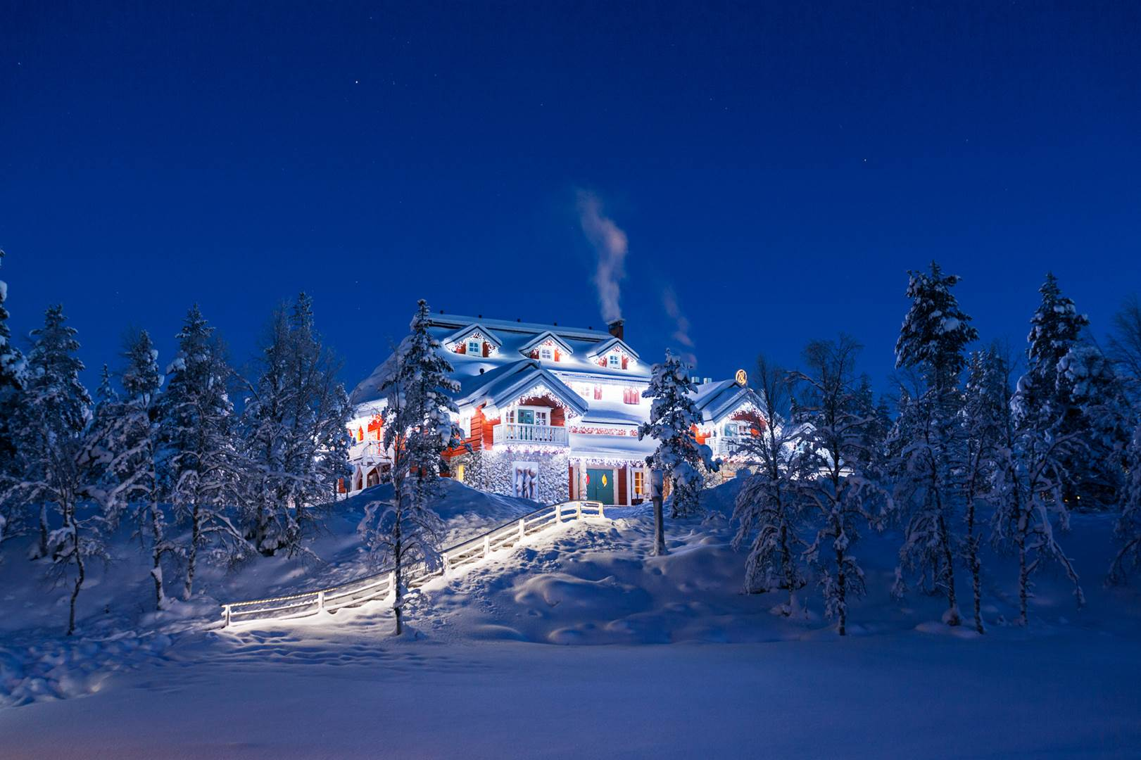 Kakslauttanen Santas Celebration House (Copy)