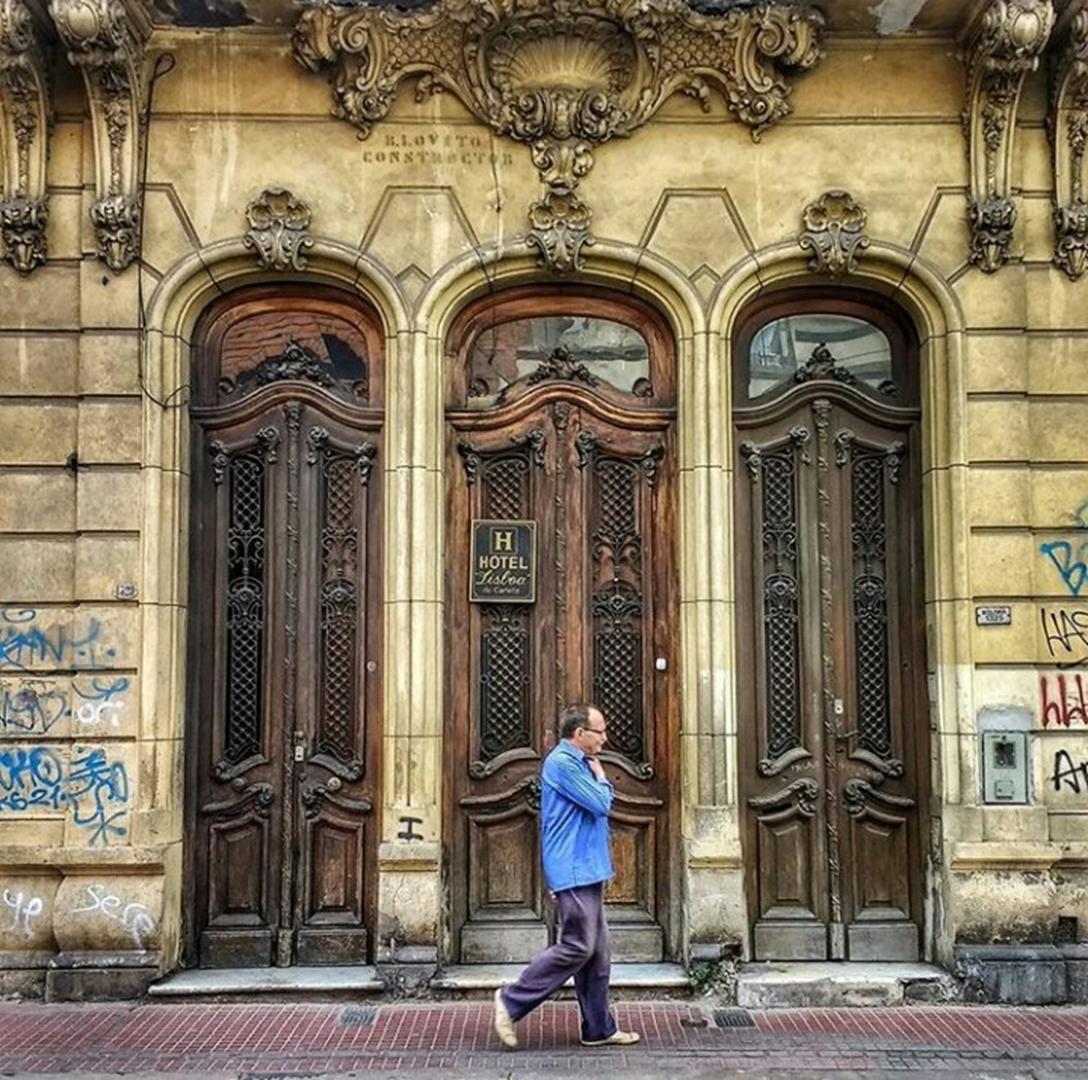 Barrio de San Telmo, Ciudad Autónoma de Buenos Aires. @glozzia