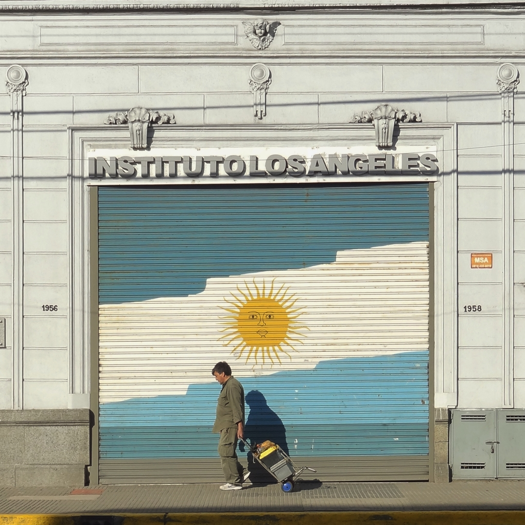 Instituto Los Angeles. Constitución, Ciudad Autónoma de Buenos Aires. @argenpuertas