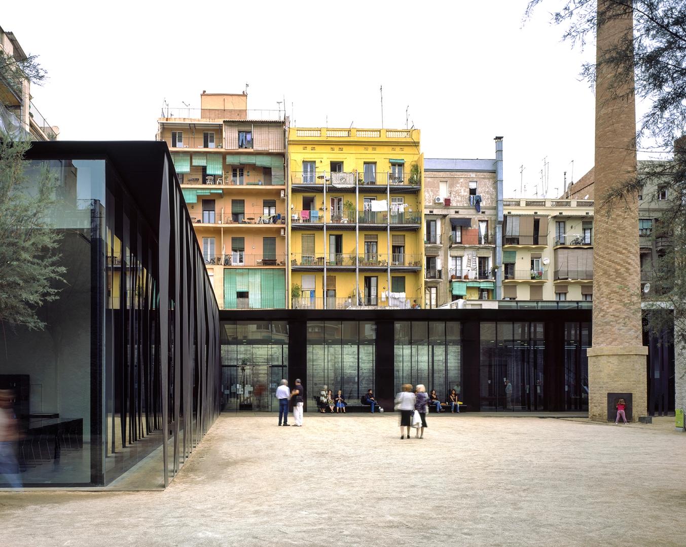 Biblioteca Sant Antoni Joan Oliver