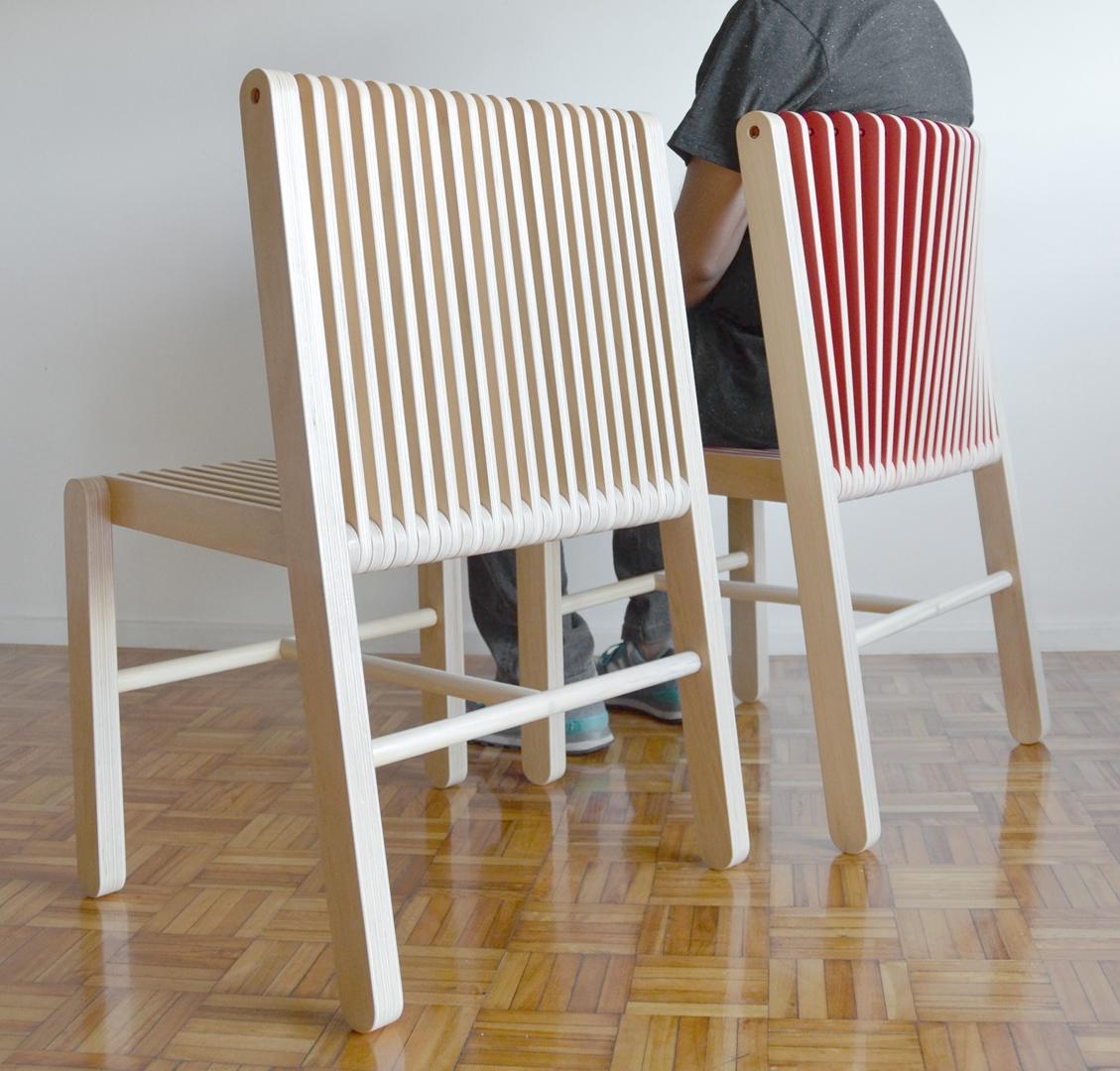 VAIVEN chair deformation (Copy)