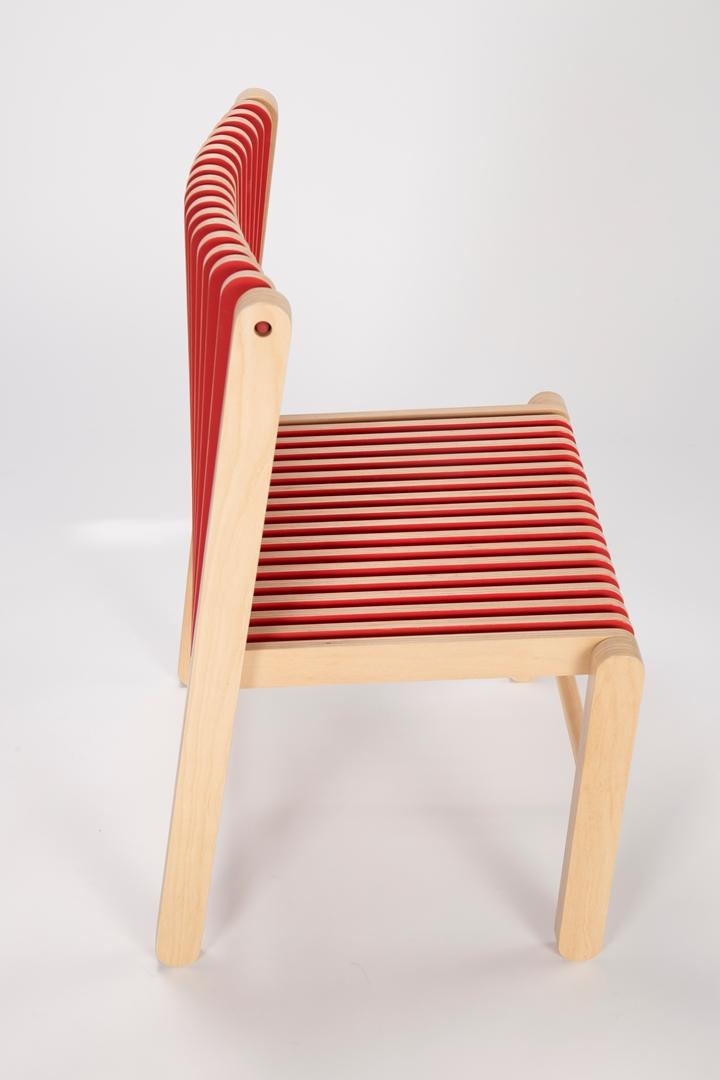 VAIVEN chair side deformation (Copy)
