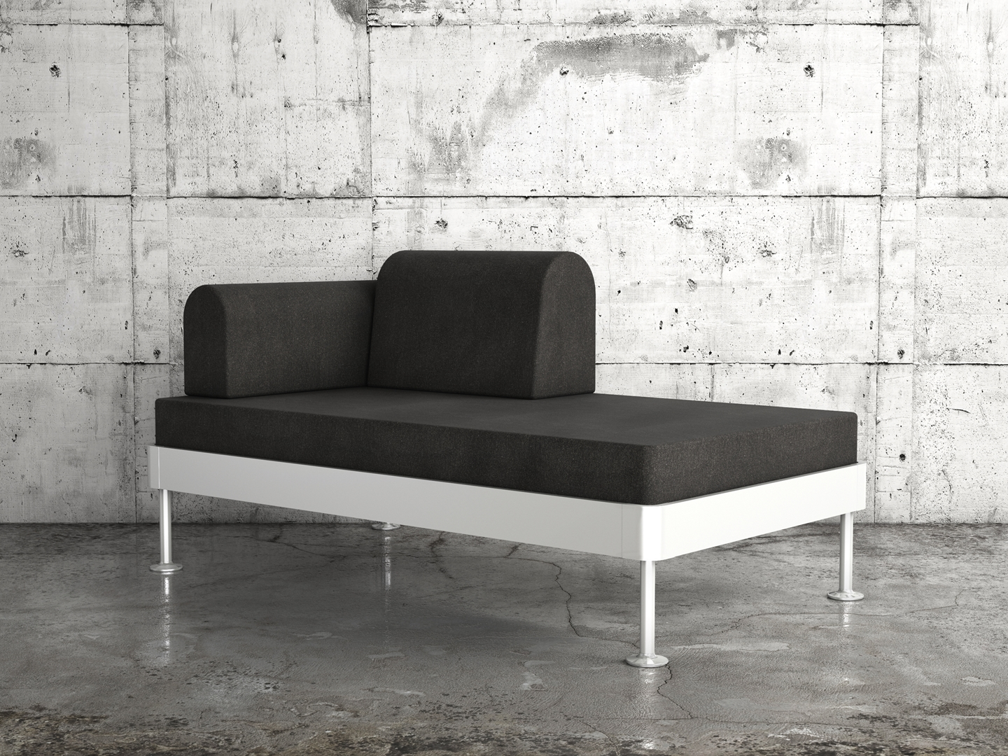 DELAKTIG Sofa-Bed TOM DIXON X IKEA (Copy)