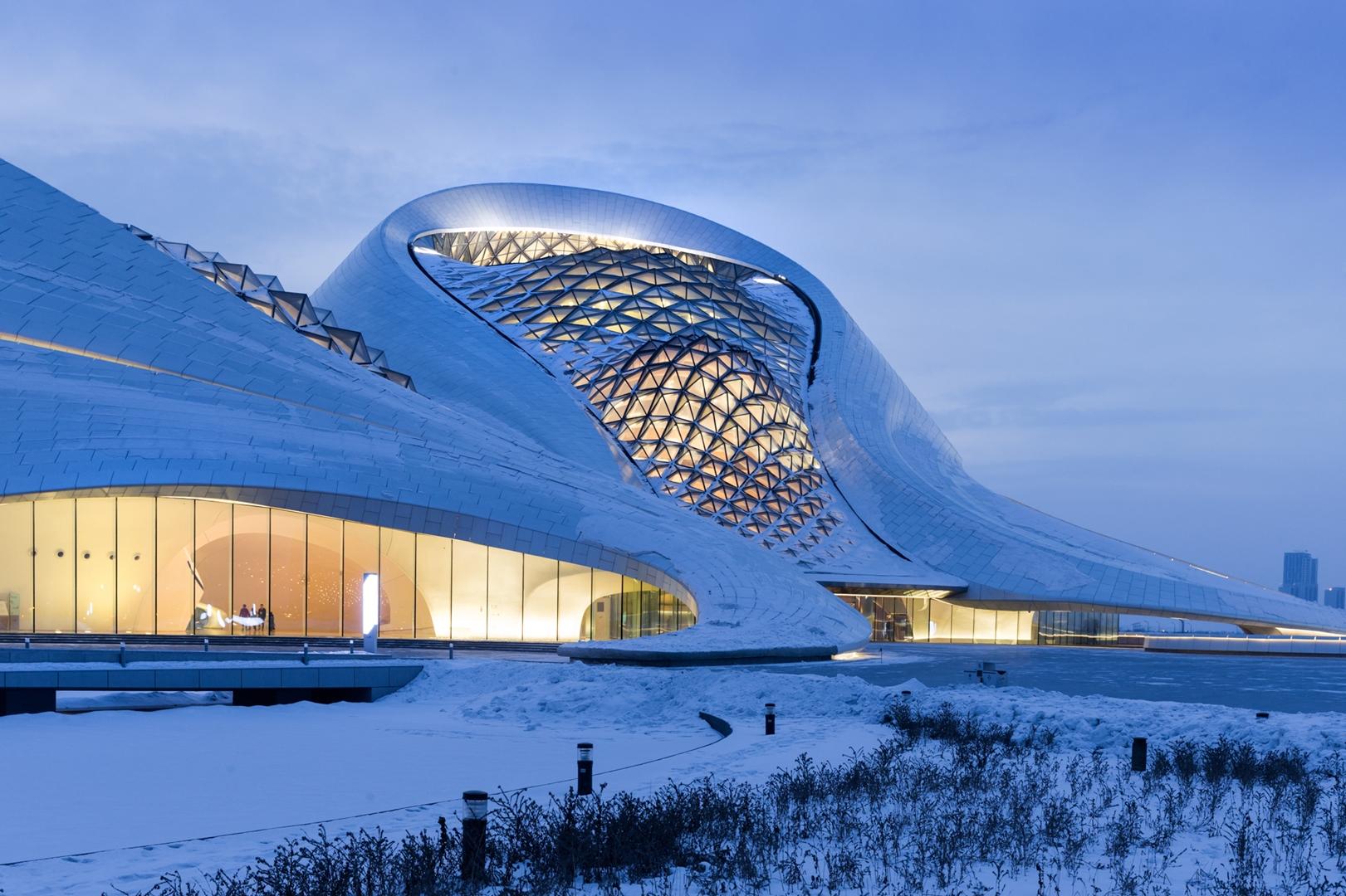 Harbin Opera House by Iwan Baan06 (Copy)