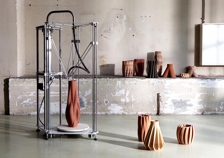 Imprimer le monde Olivier Van Herpt_Sediment Vases_2015 2016_Design Academy Eindhoven_Photo (Copy)