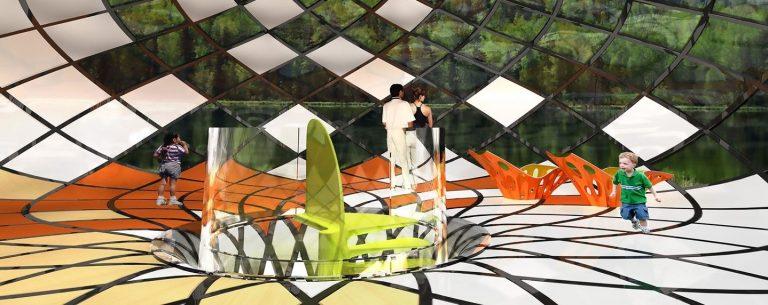 Ross Lovegrove 2 Generator House 2006 2008 Projet de maison autosuffisante utilisant l energie solaire (Copy)