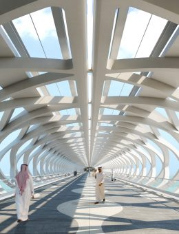SharqCrossing_WestBay_pedestrian_bridge_CR (Copy)