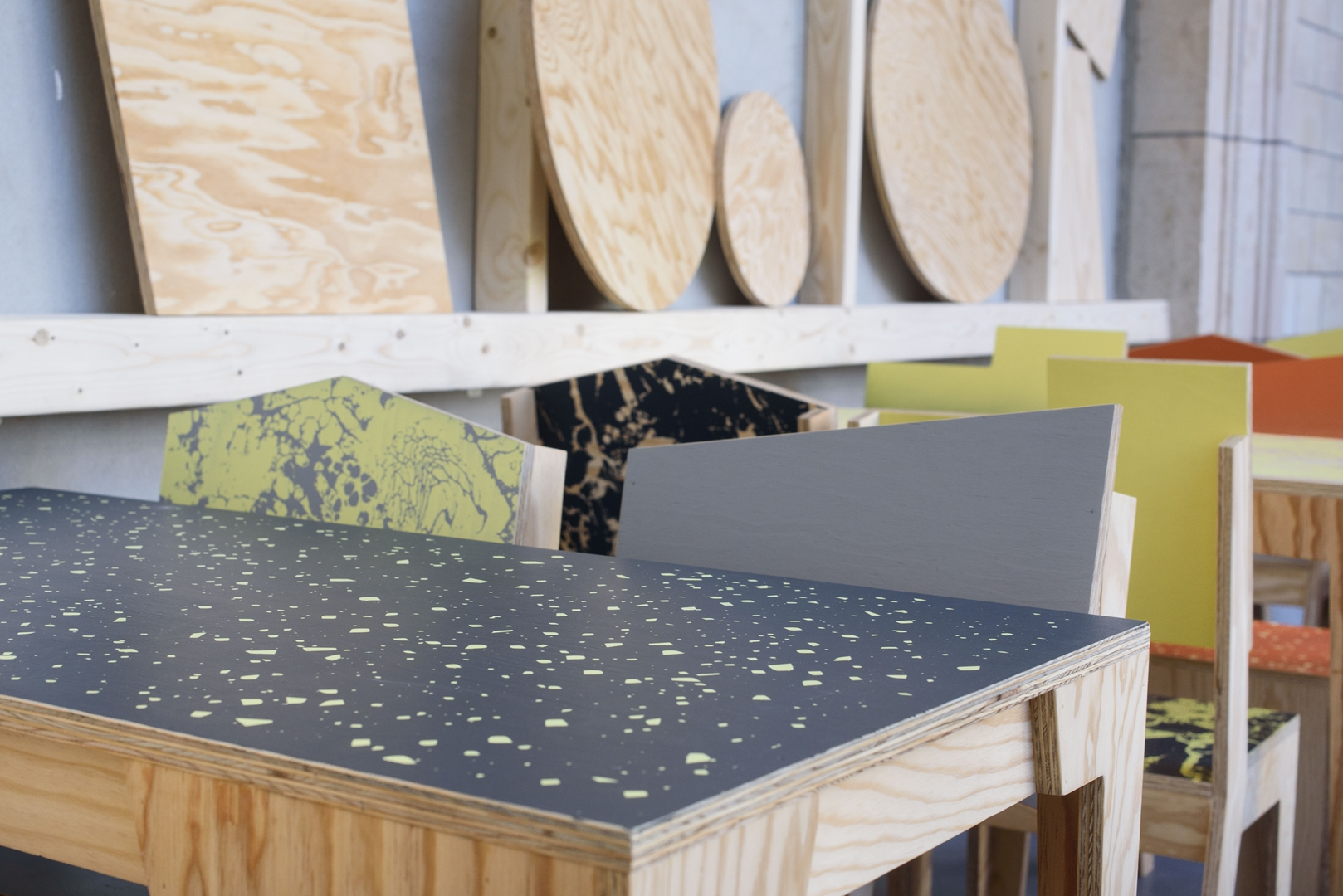 Table © Jean Philippe Corre (Copy)