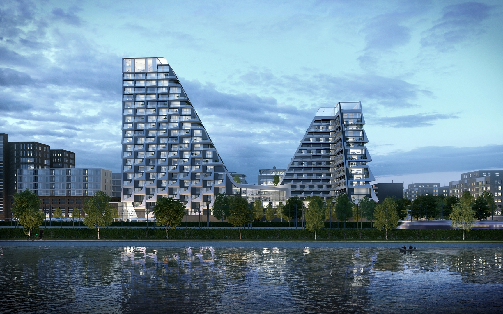 01_Peter_Pichler_Architecture_looping_towers_Netherlands_RIVER_VIEW (Copy)