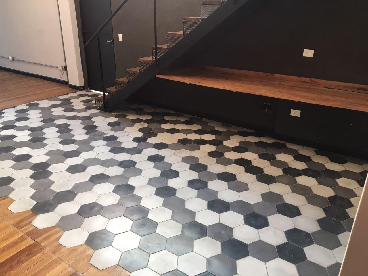 Mosaico Hexagonal · Brooklyn