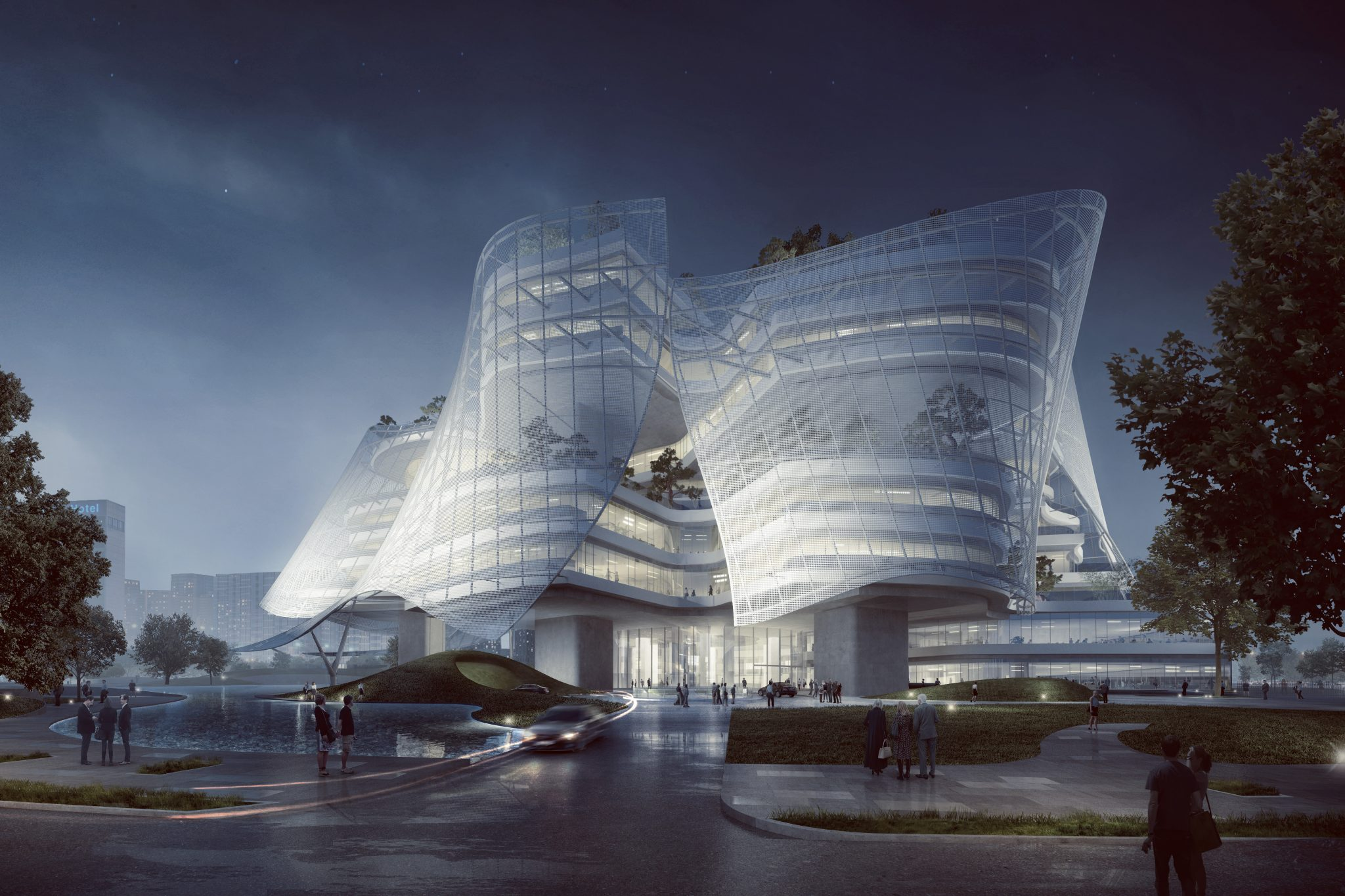 02_MAD_Xinhee Design Center_Rendering