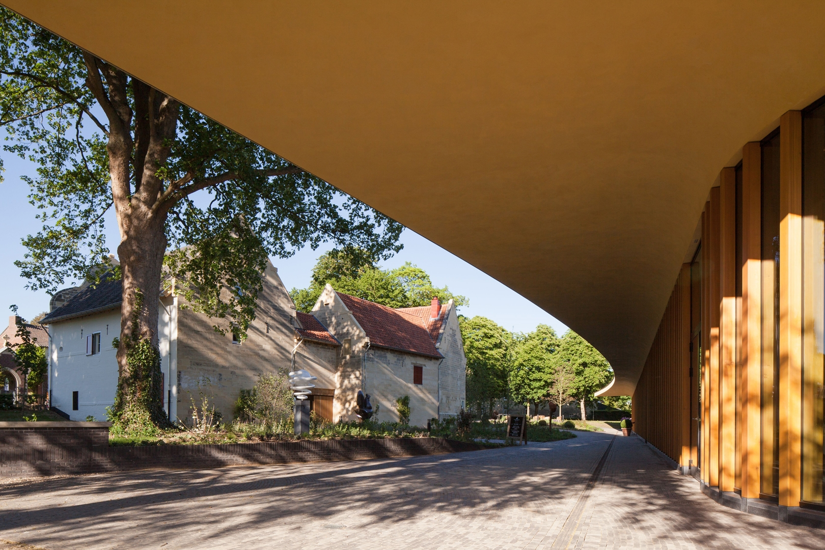 05_St Gerlach pavilion and manor farm_Photo by Mecanoo architecten (Copy)