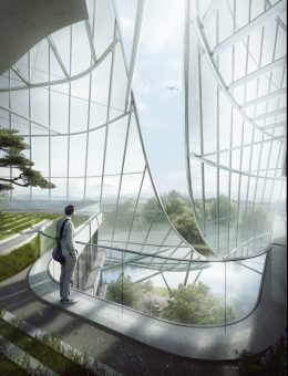 06_MAD_Xinhee Design Center_Rendering