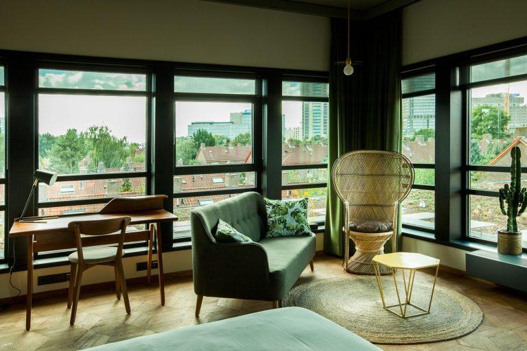 Fizeaustraat Suite Room 2 (Copy)