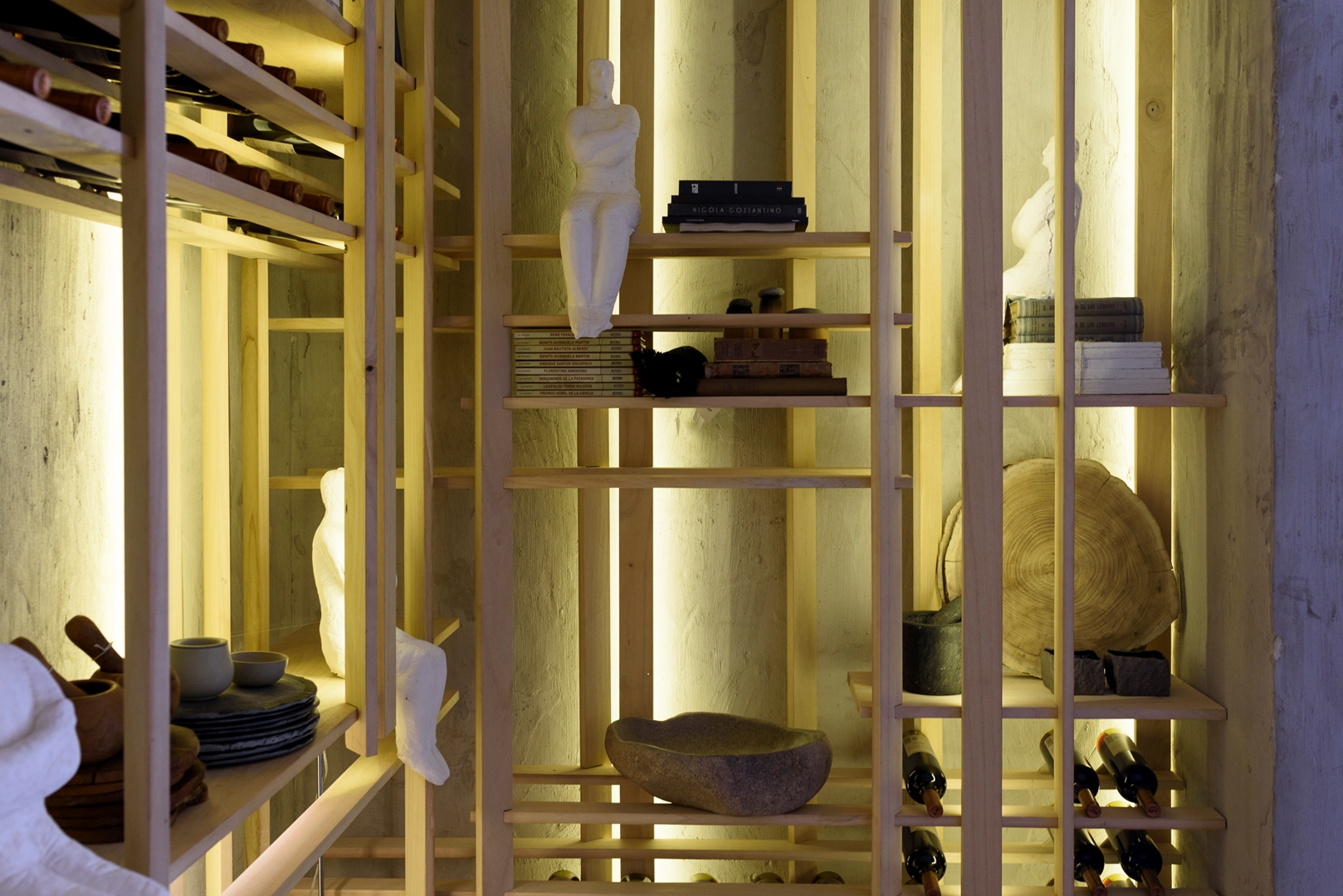 Revista Estilo Propio Arquitectura Y Dise O Arte Y Decoracion # Muebles Casa Foa