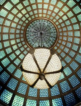 Tiffany Dome at the Chicago Chicago Cultural Center_Courtesy ChicagoArchitectureBiennial_2017 (Copy)