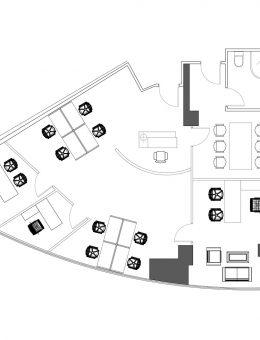 原始平面图 Original floor plan (Copy)