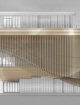 581_Fosun Foundation Elevation_ CREDIT_Foster + Partners and Heatherwick Studio (Copy)