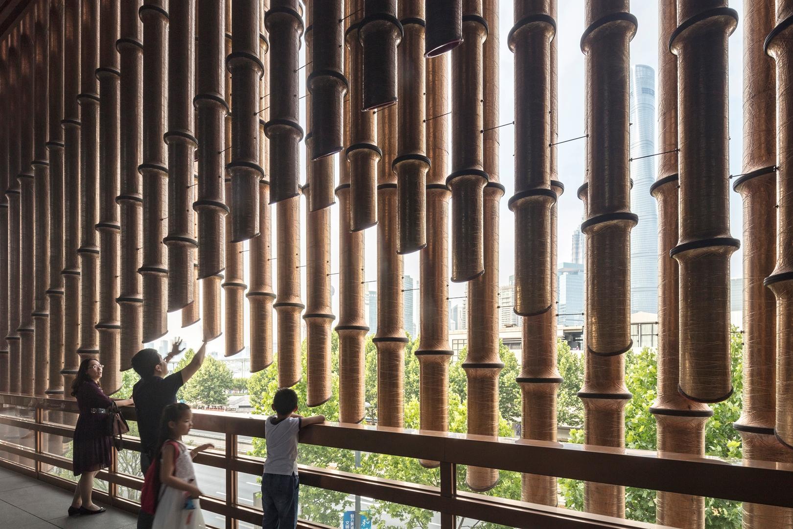 581_Inside the terrace at Fosun Foundation_Bund Finance Centre_CREDIT_Laurian Ghinitoiu (Copy)