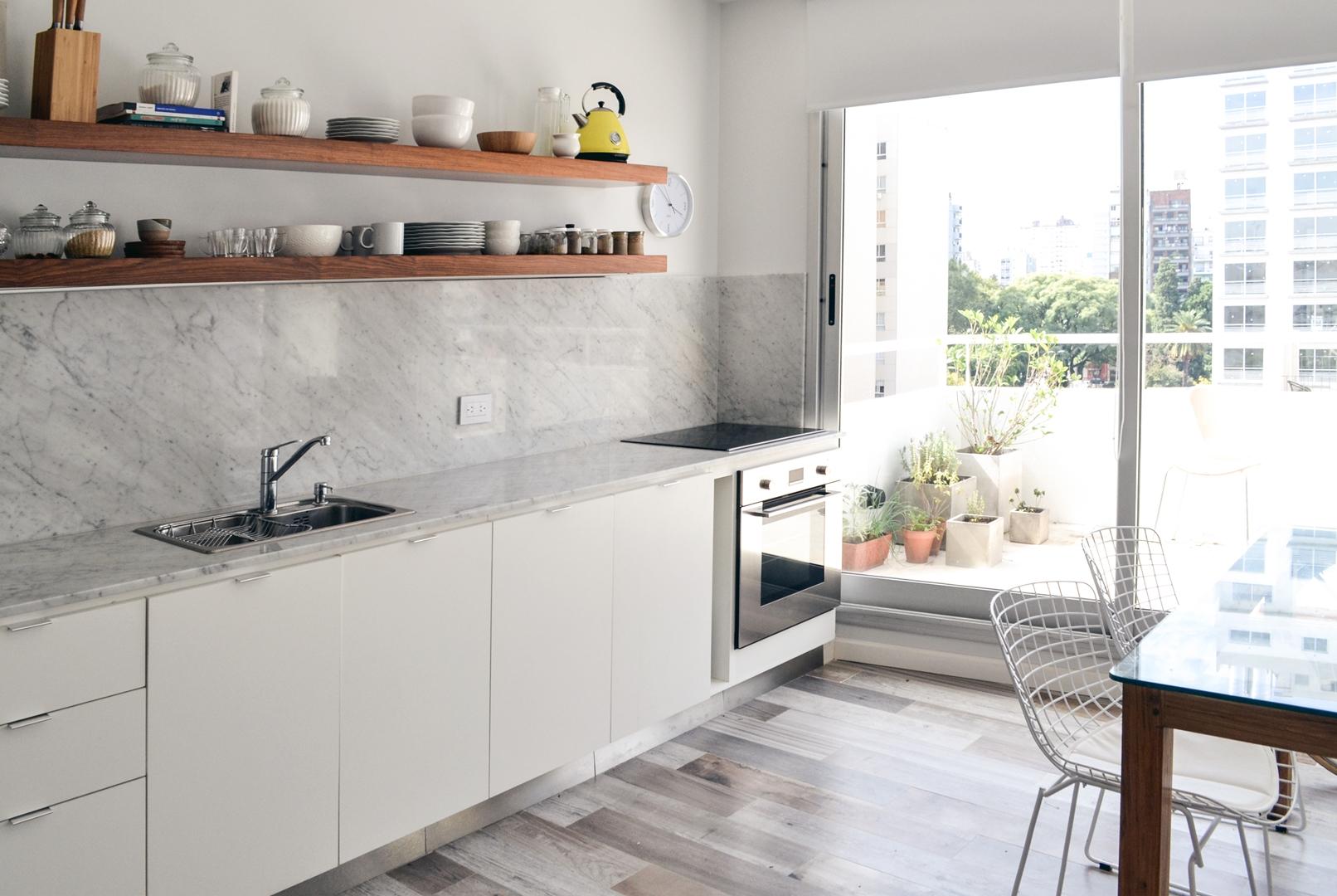 Revista estilo propio arquitectura y dise o arte y for Living comedor cocina mismo ambiente