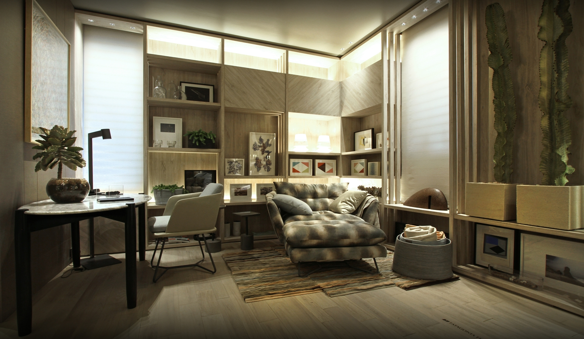 """Casa FOA - el espacio número 25 de Viviana Melamed """"Dormitorio Principal con Baño"""". (Copy)"""