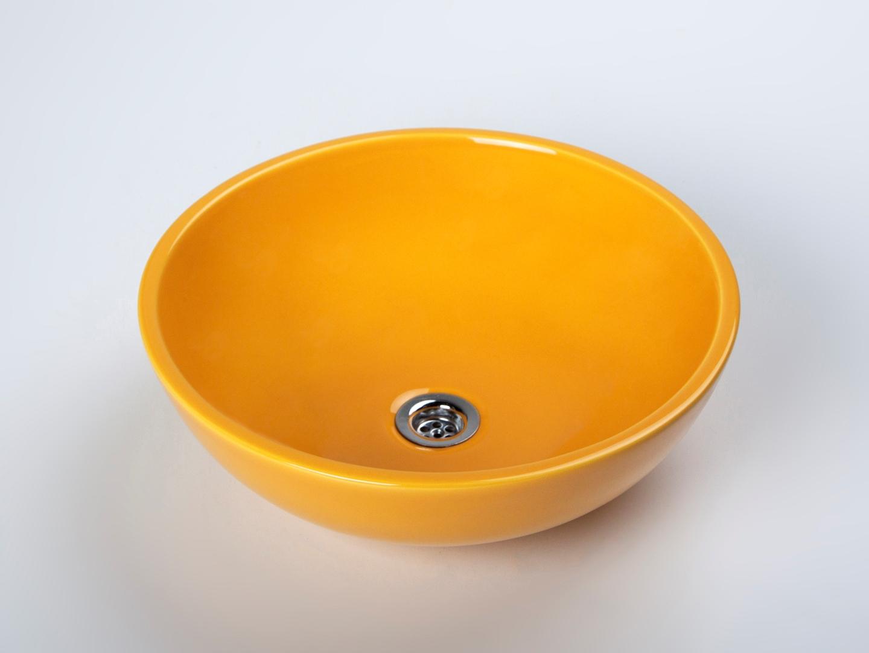 1101053A-Bacha Nº 53 de apoyar Colours 38x13 Amarilla Brillante (Copy)