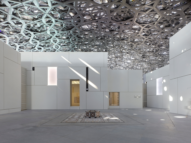 Créditos: Roland Halbe + Louvre Abu Dhabi + Architecte Jean Nouvel