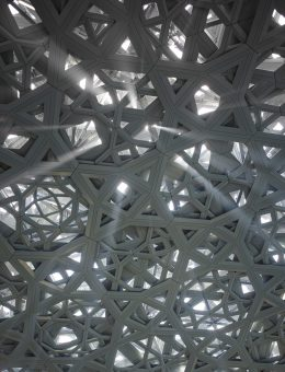 6. Louvre Abu Dhabi - Rain of light © Photography Roland Halbe - Louvre Abu Dhabi - Architecte Jean Nouvel (Copy)