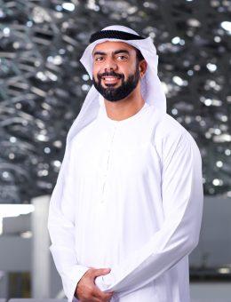 Saif Ghobash - Director General - DCT © Louvre Abu Dhabi Mohamed Somji (Copy)