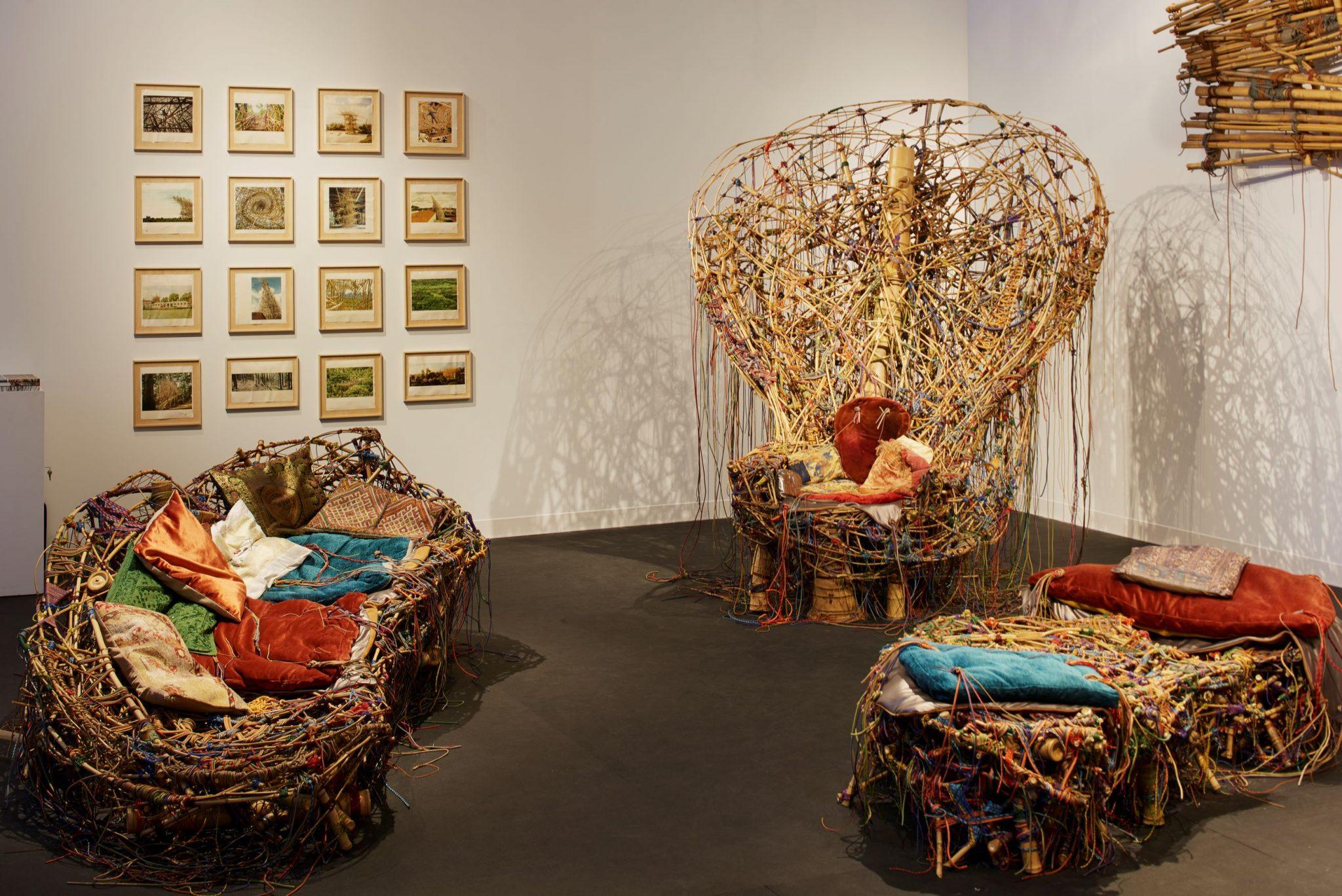Galería de  la diseñadora Cristina Grajales
