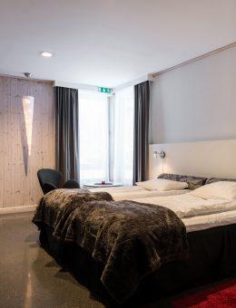 Habitación caliente | Photo Credits: Johan Broberg.