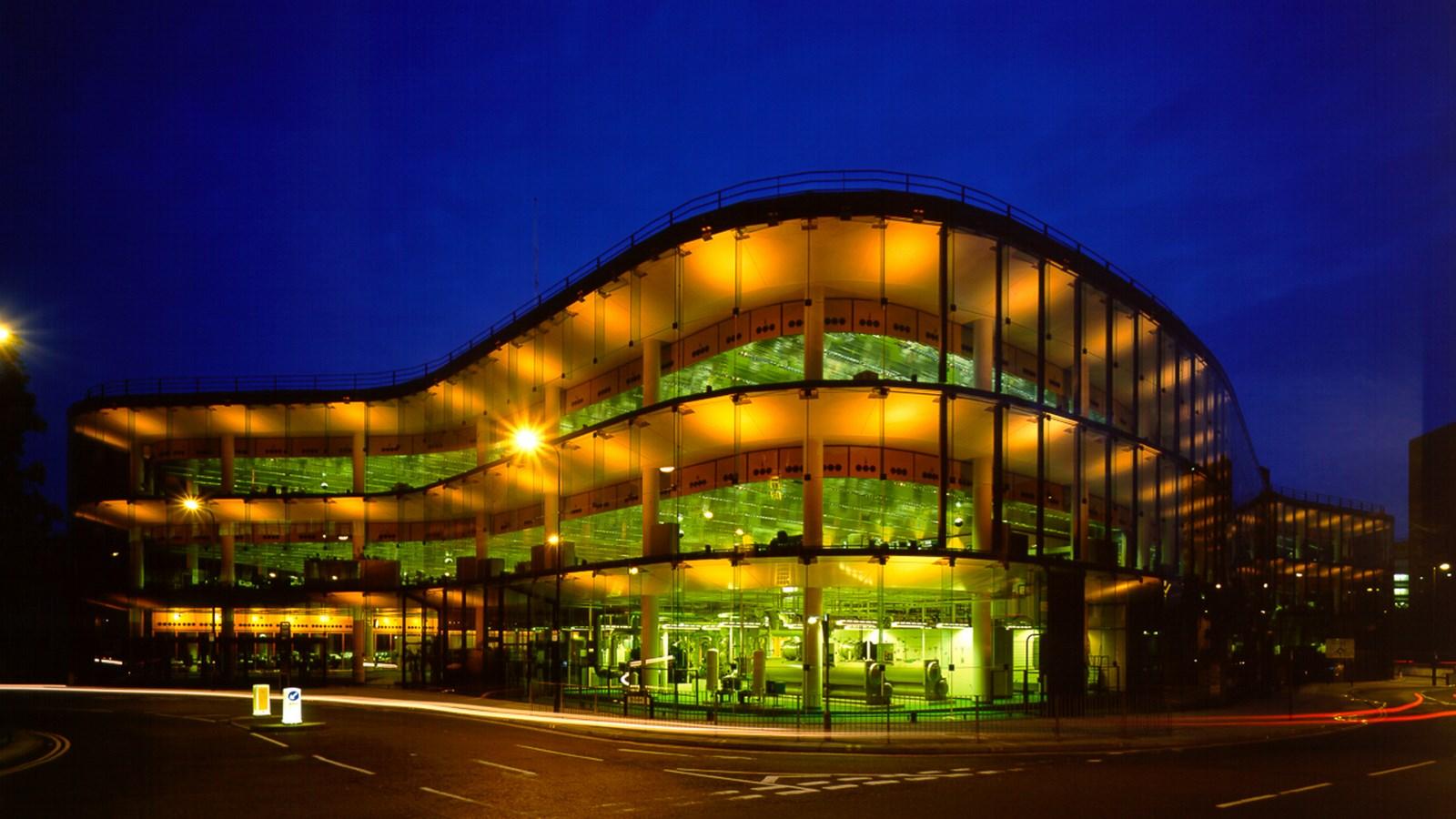 1975 - Willis, Faber & Dumas, Sede, Ipswich, Inglaterra