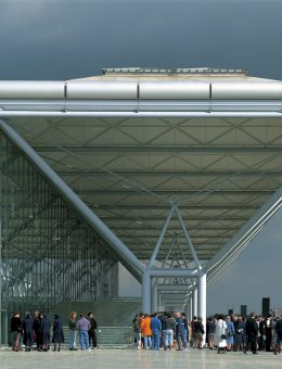 1994 - Aeropuerto de Stansted, Reino Unido