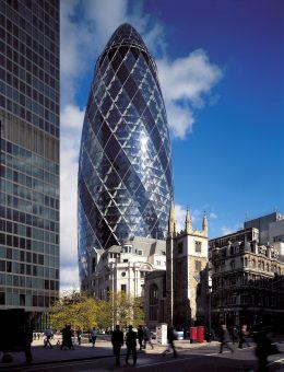 2004 - Sede de Swiss-RE, Londres, Inglaterra