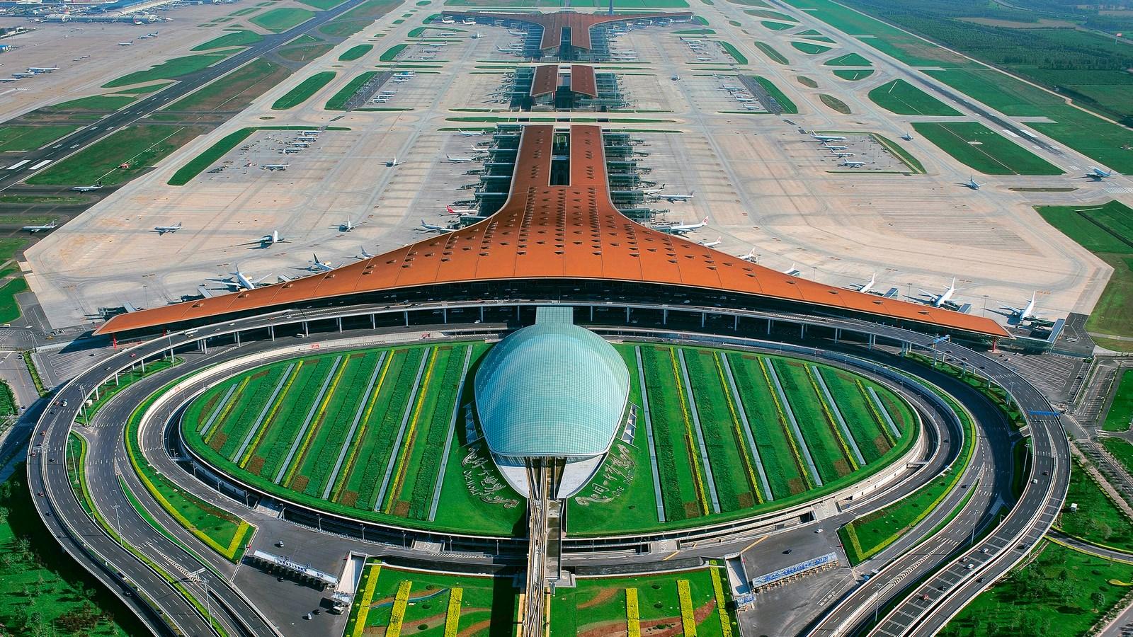 2009 - Aeropuerto de Pekín, China