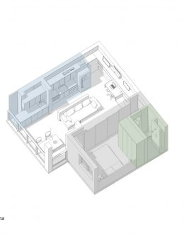 Apartamento Cazo _ Estúdio BRA _ Diagrama (Copy)