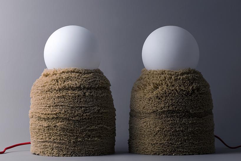 Lámparas Colección Ninho