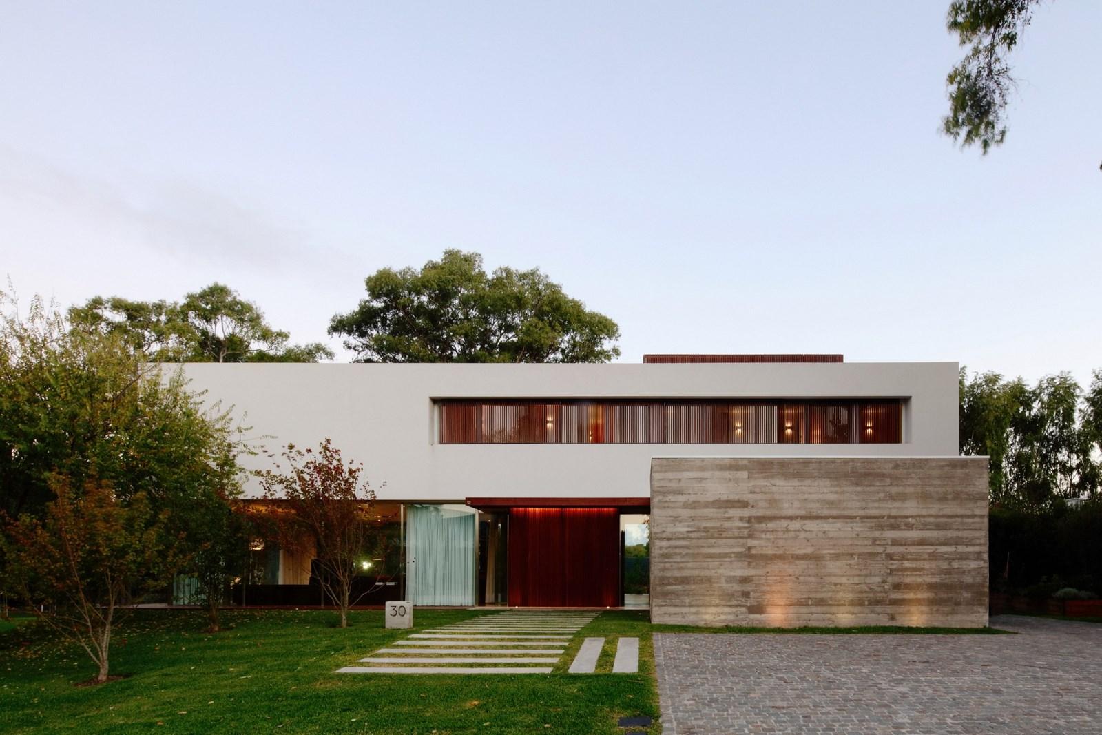 Casa en Los Cisnes - Frente